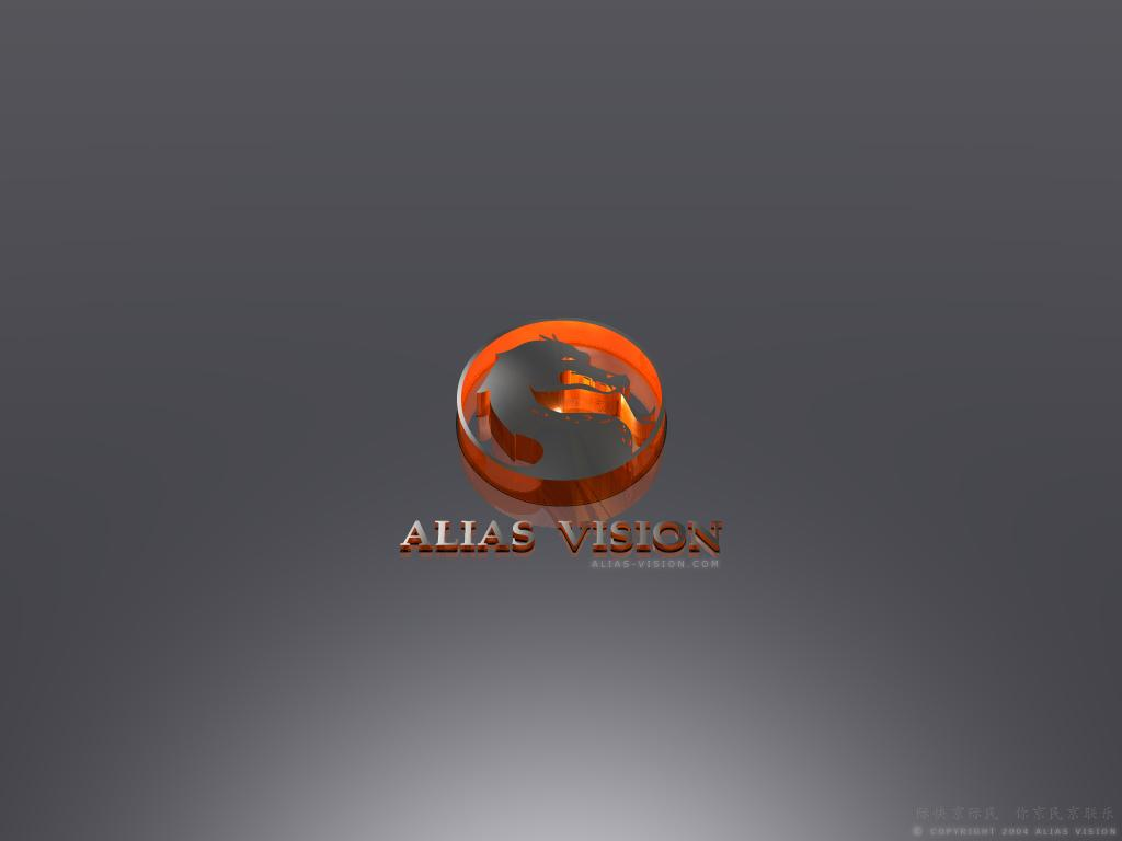 Wallpaper alias vision Design Web