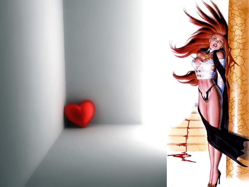 Wallpaper demoniaque Design Web