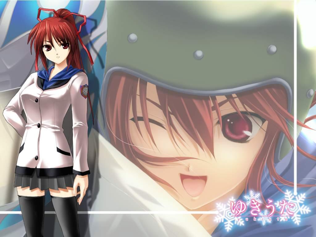 Wallpaper belle fille Manga