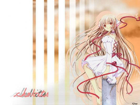 Wallpaper chobits Chobits
