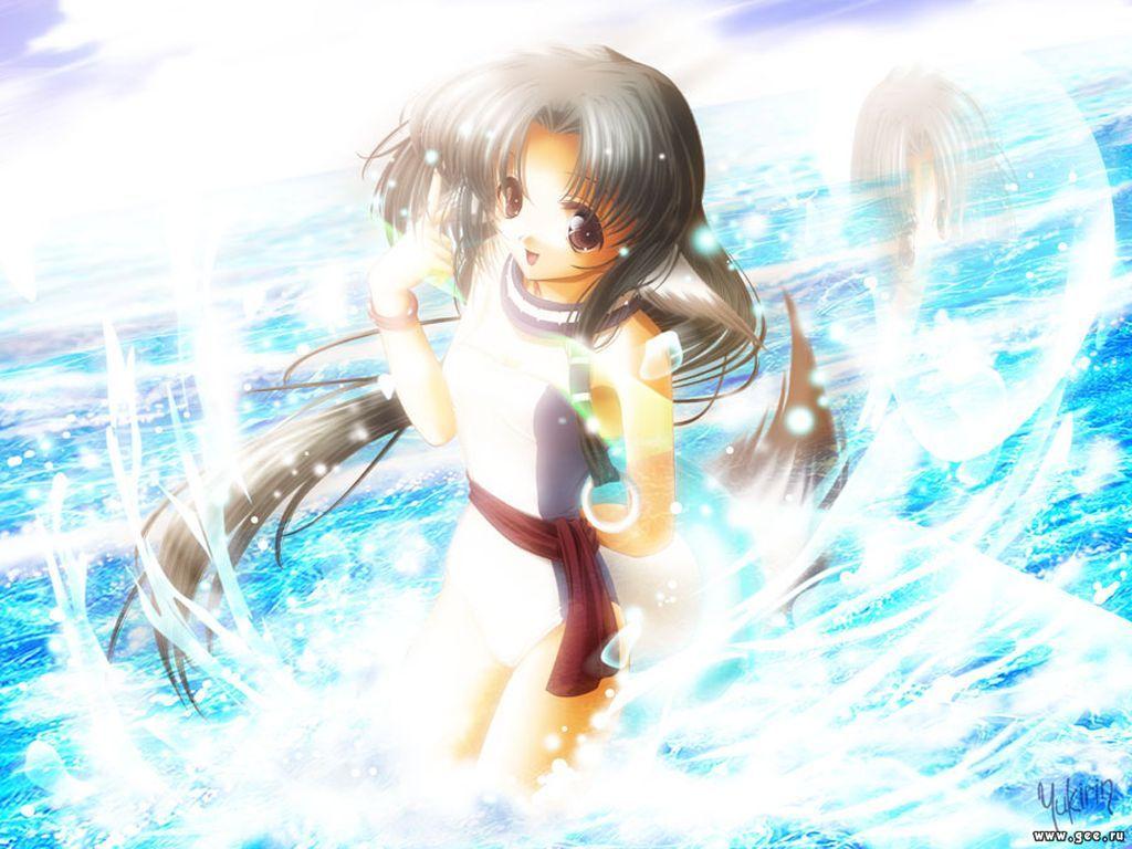 Wallpaper forte lumiere Manga