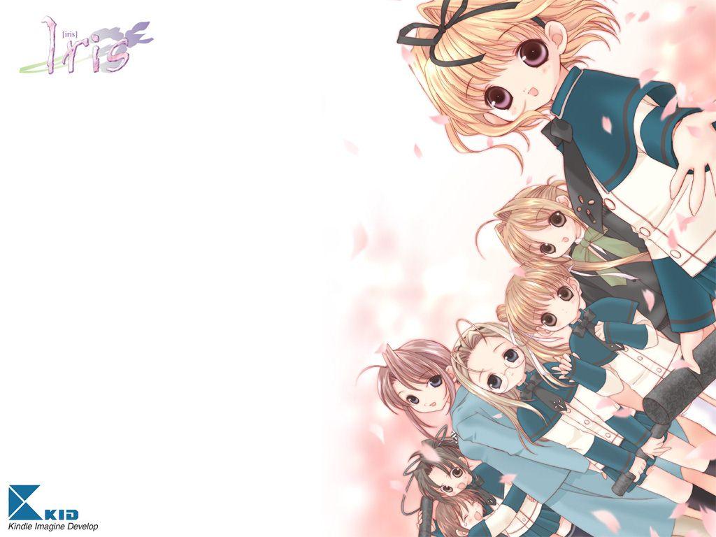 Wallpaper Manga kid