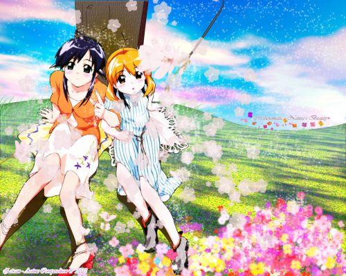 Wallpaper mahoromatic Manga