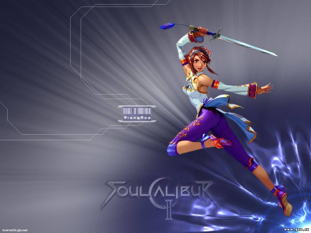 Wallpaper soulcalibur 2 Manga