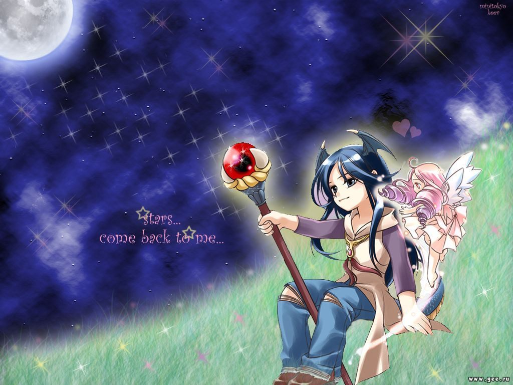 Wallpaper Manga stars come back to me