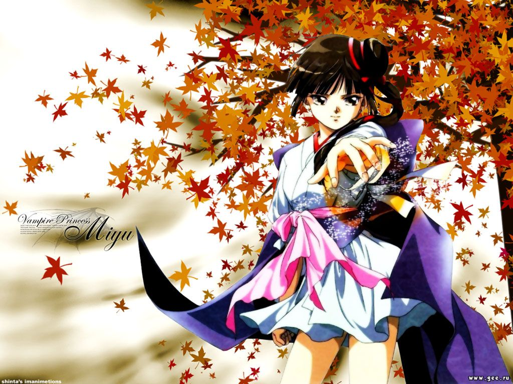 Wallpaper Manga vampire princess