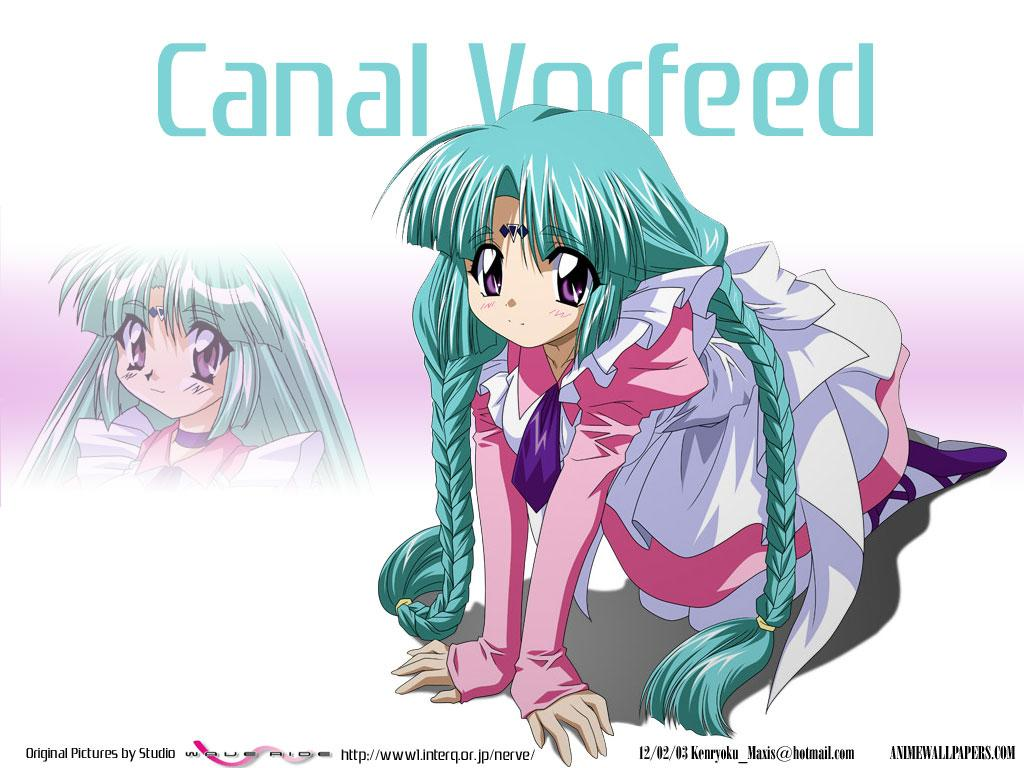 Wallpaper Manga canal vorfeed