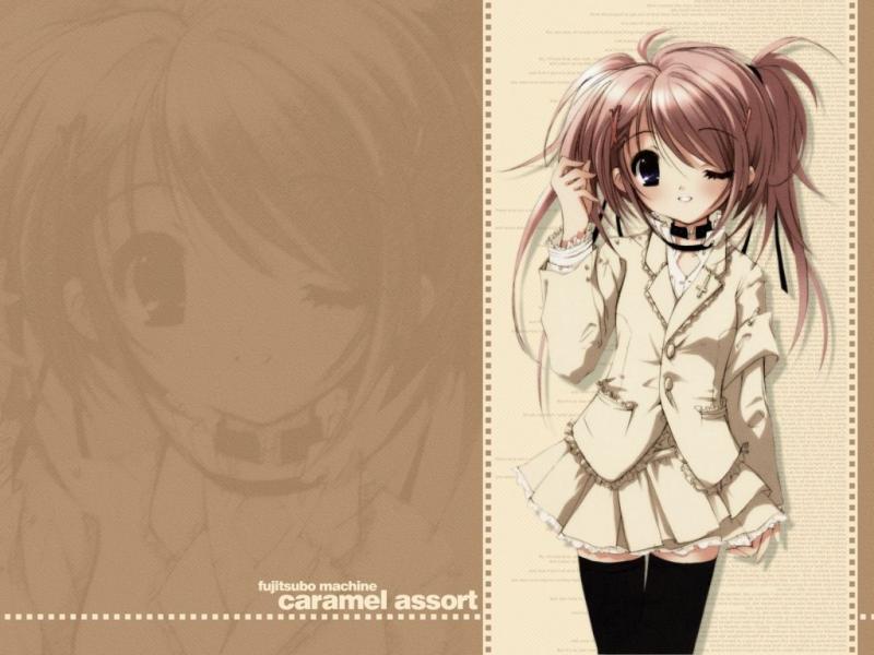 Wallpaper Manga fujitsubo machine
