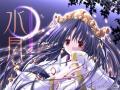 Wallpaper Manga jeune fille TSLW