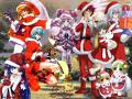 Wallpaper Manga merry christmas