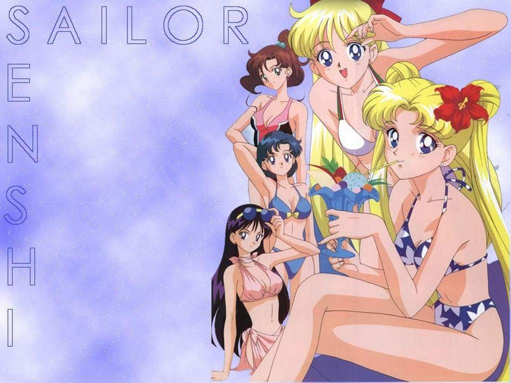Wallpaper sailor moon Manga