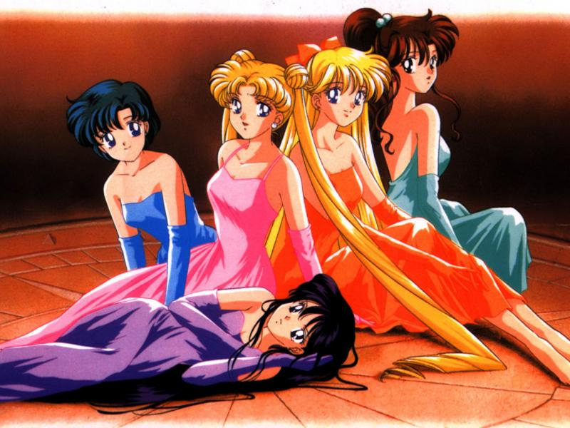 Wallpaper Manga sailor moon