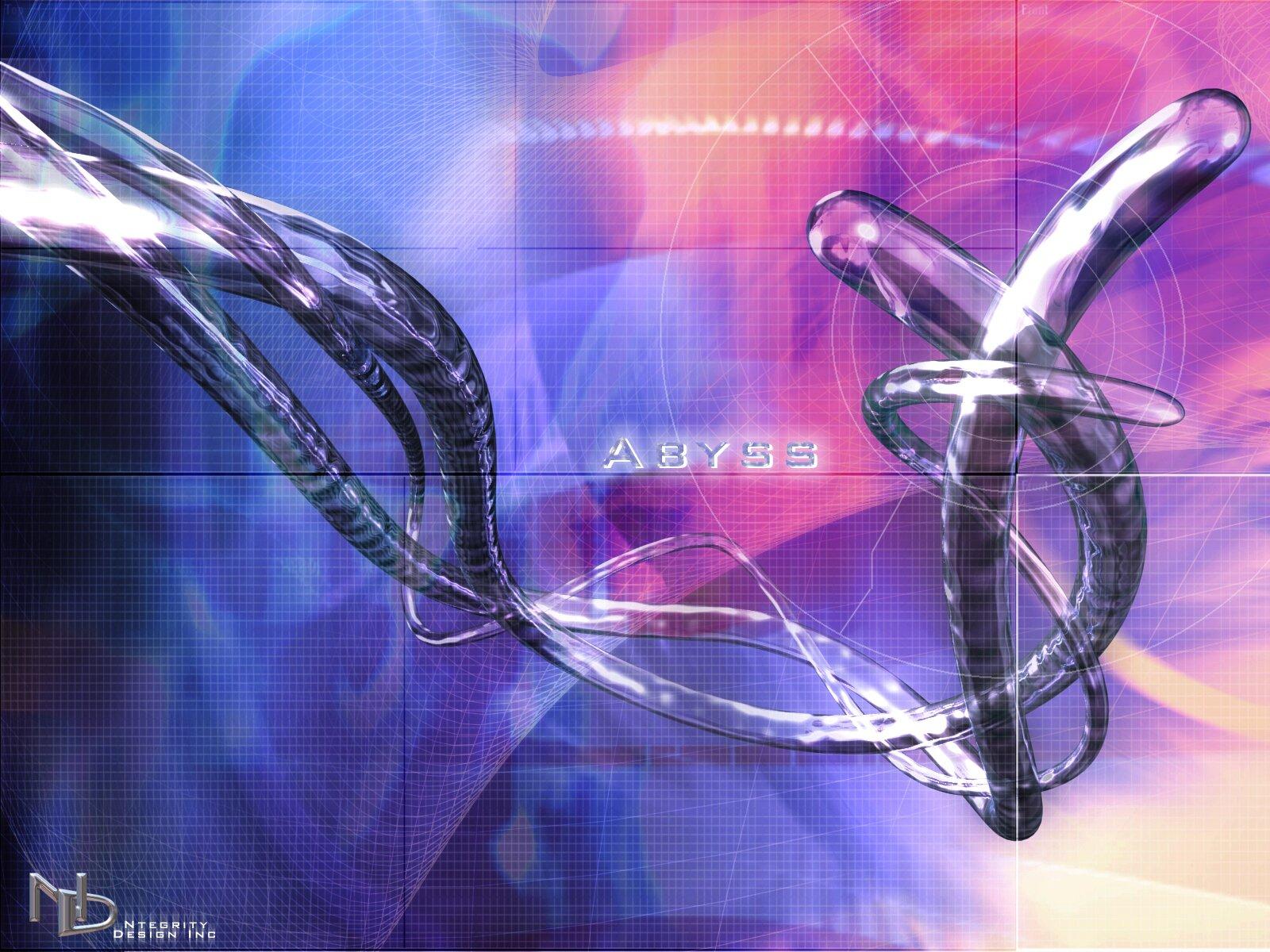Wallpaper abyss Theme Windows XP