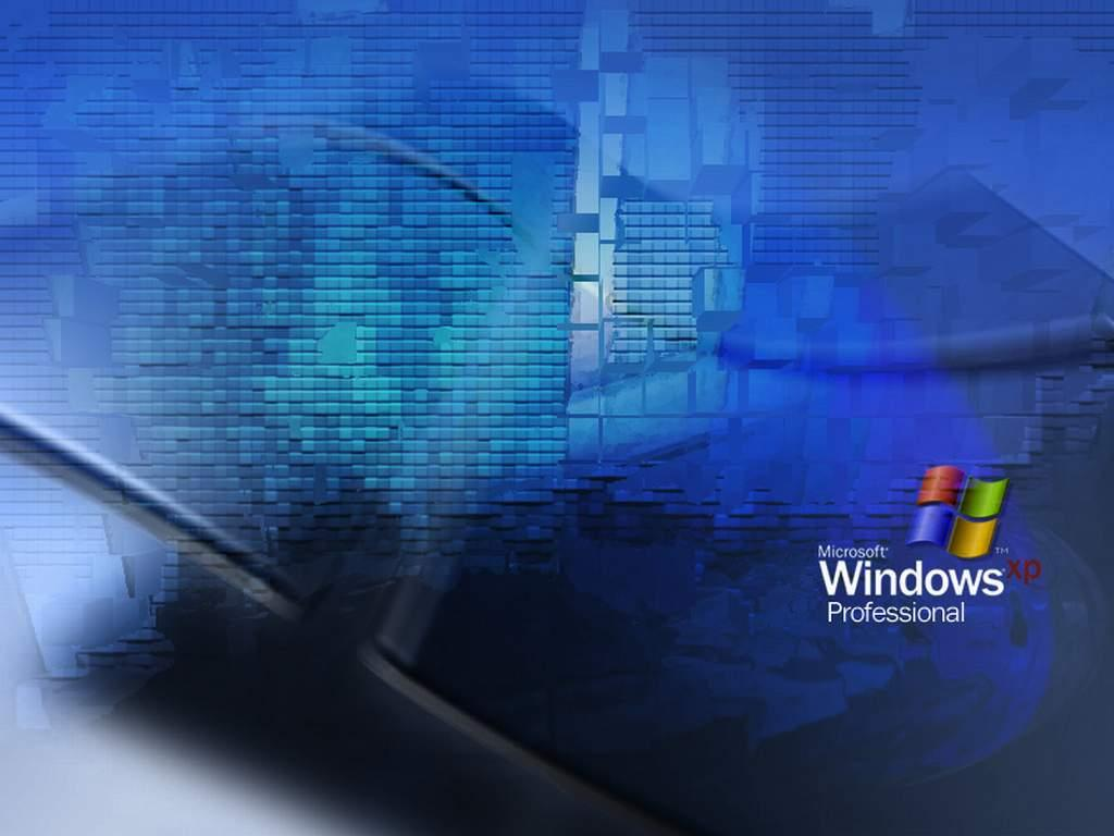 Wallpaper Theme Windows XP construction