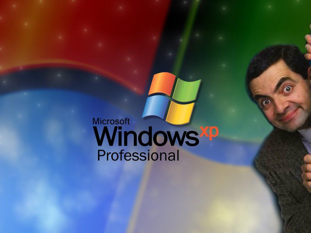 Wallpaper mister Theme Windows XP