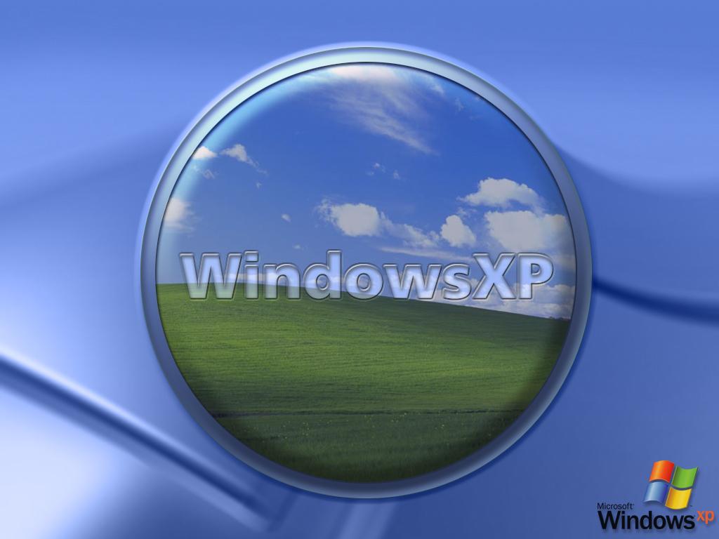 Wallpaper nouveau Theme Windows XP