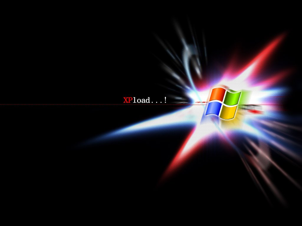 Wallpaper Theme Windows XP phenomene