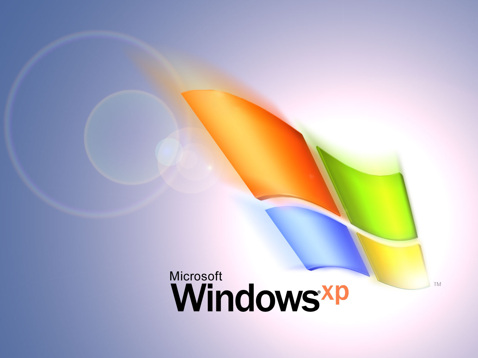 Wallpaper Theme Windows XP windows