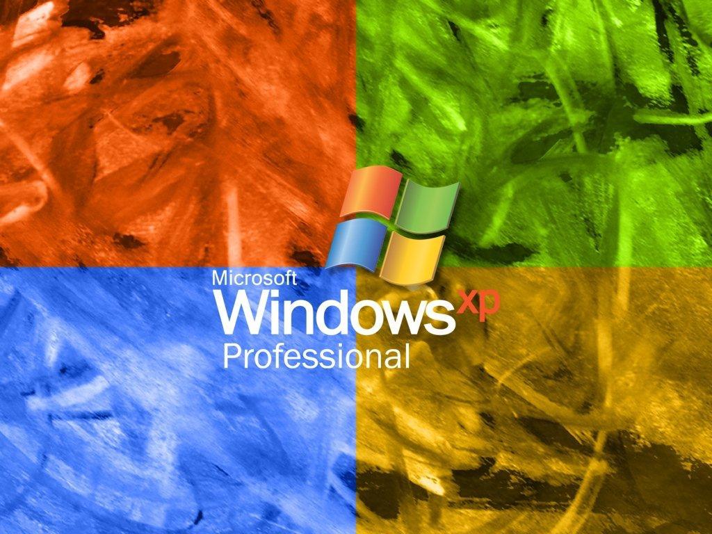 Wallpaper Theme Windows XP 4 environnements