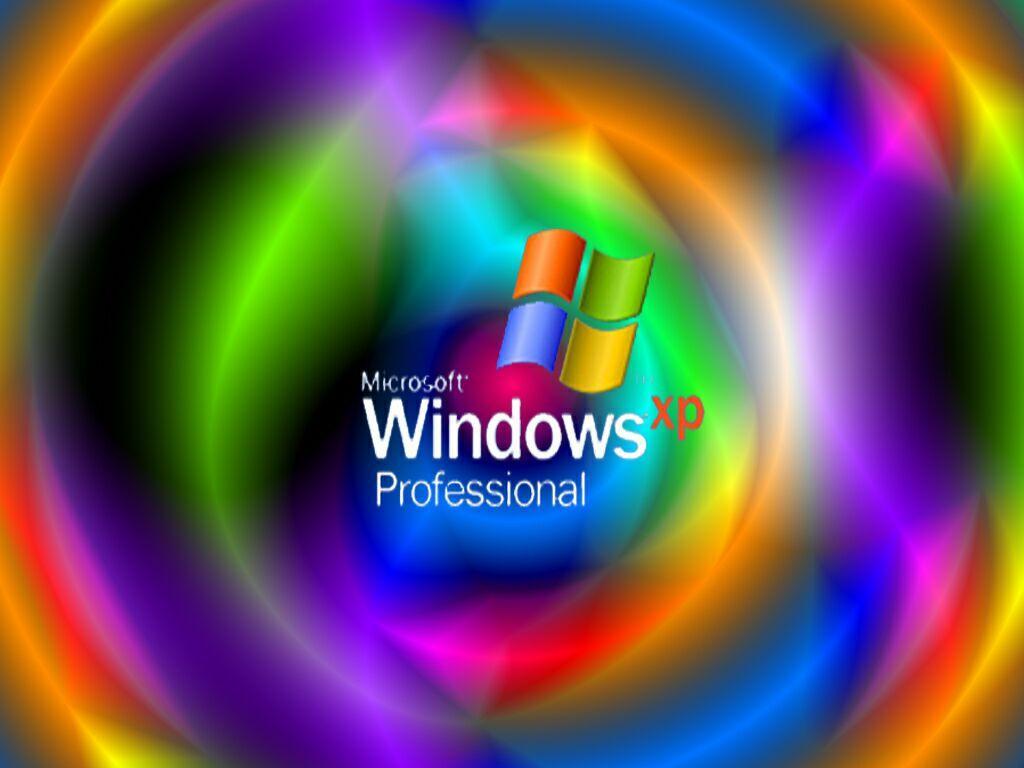 Wallpaper Theme Windows XP beaux effets