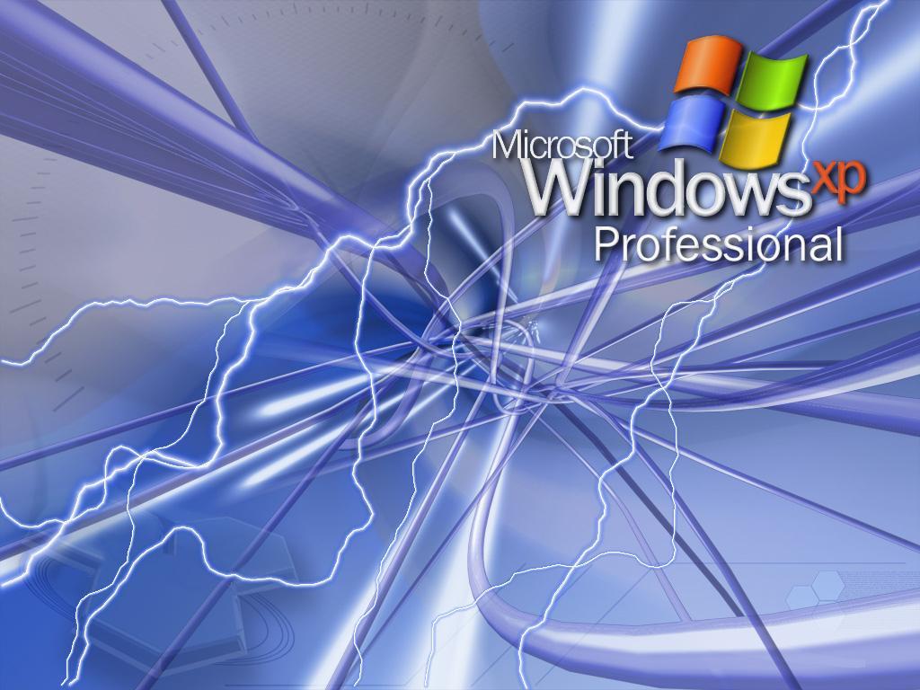 Wallpaper Theme Windows XP bizzare