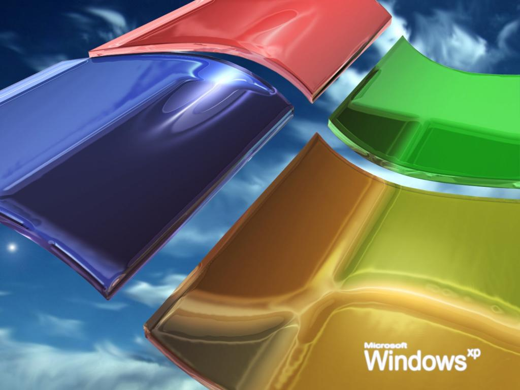 Wallpaper Theme Windows XP jolie