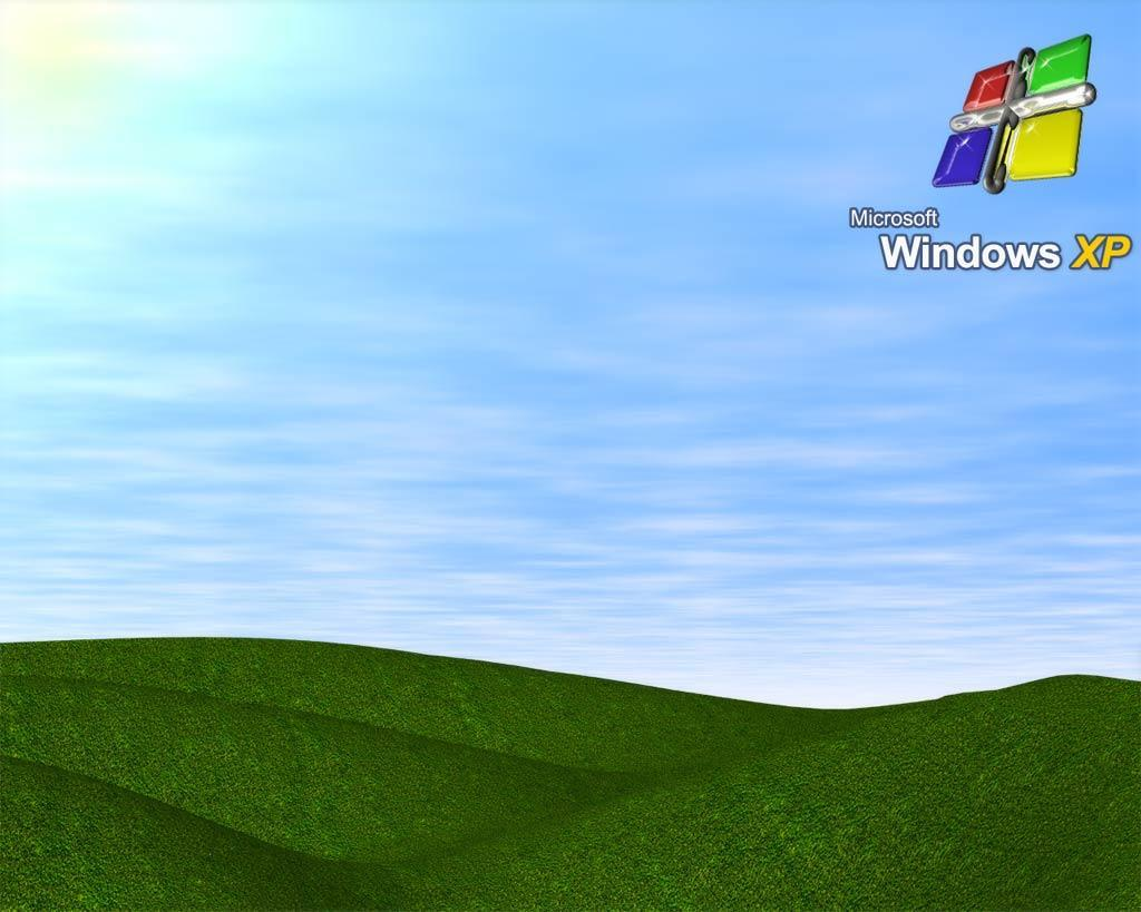 Wallpaper Theme Windows XP paysage