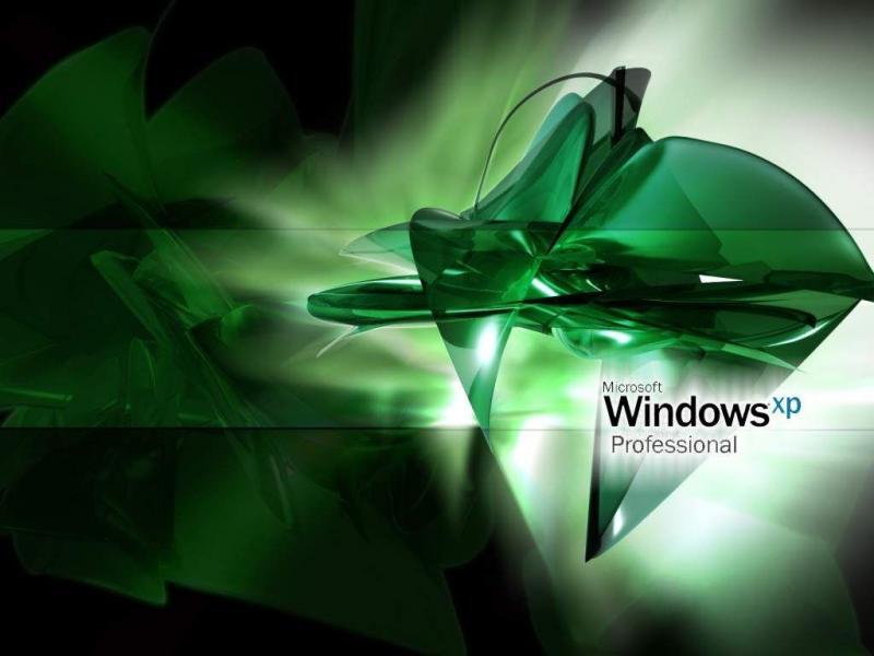Wallpaper professionel Theme Windows XP