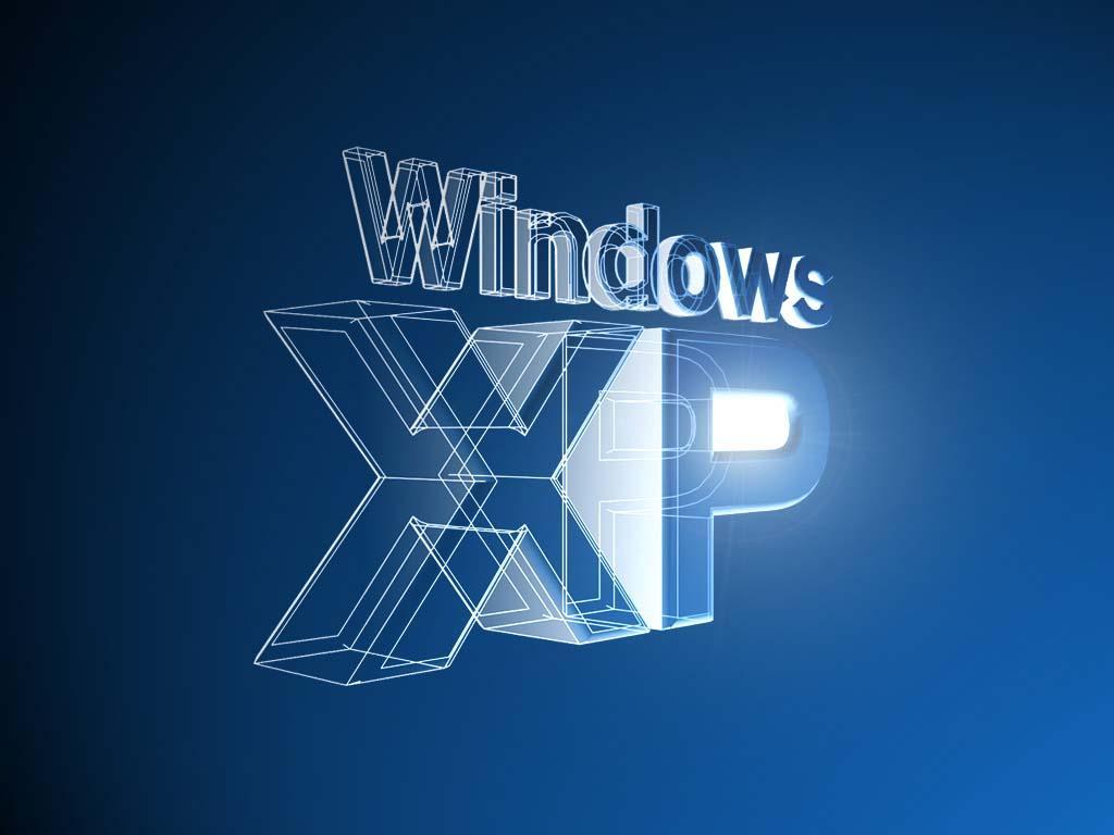 Wallpaper Theme Windows XP trensparant