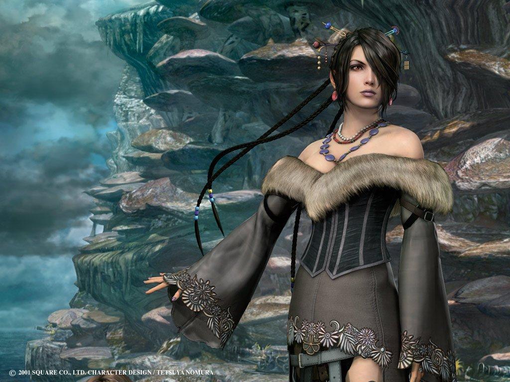 Wallpaper lulu Final Fantasy 10