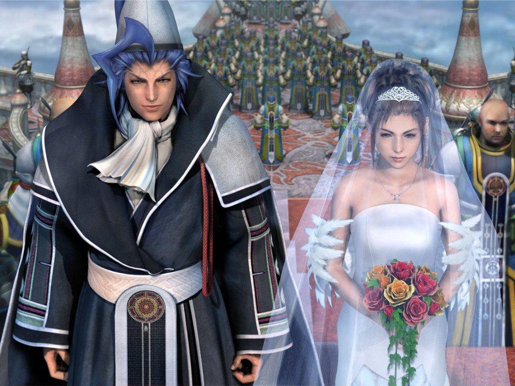 Wallpaper Final Fantasy 10 maitre seymour guado
