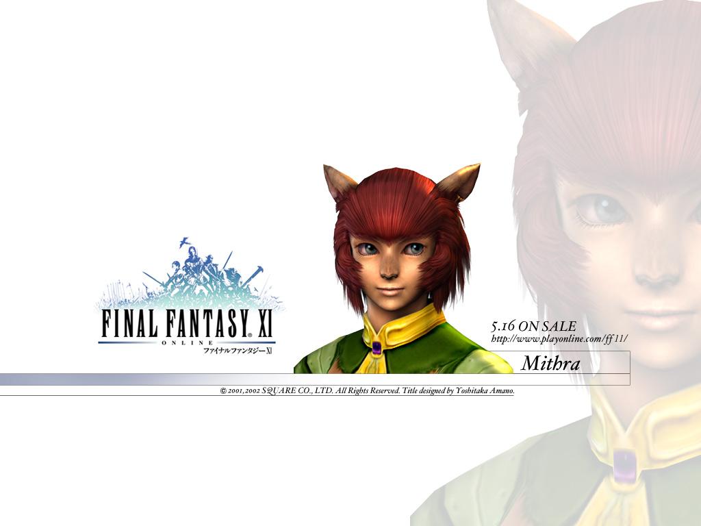 Wallpaper Final Fantasy 11 FF XI