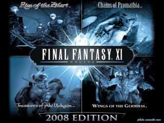 Wallpaper FF XI Final Fantasy 11