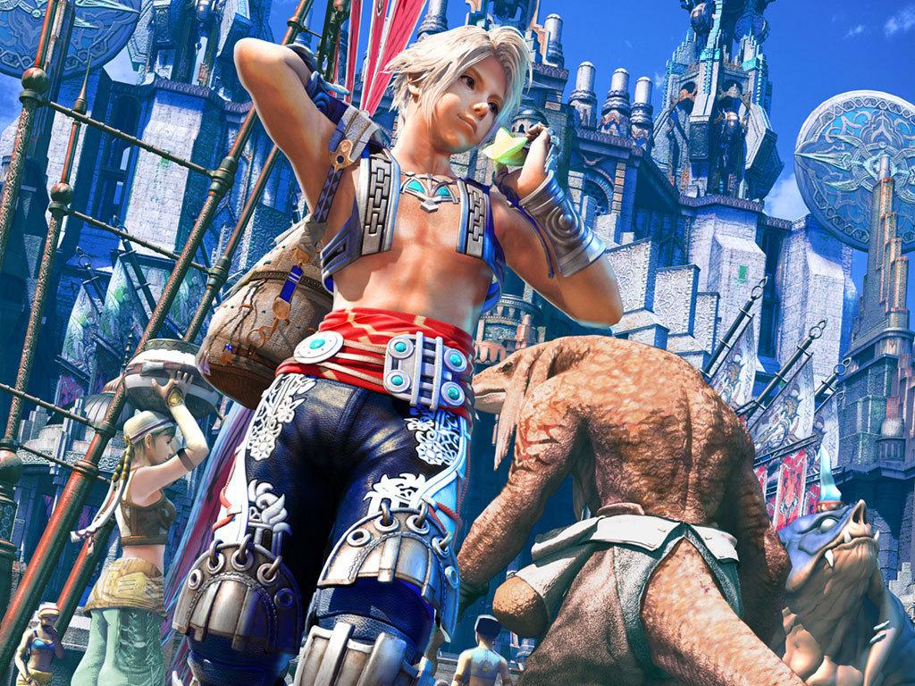 Wallpaper Final Fantasy 12 FF XII