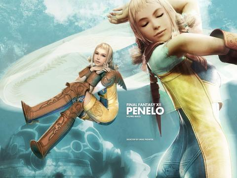 Wallpaper FF XII penelo Final Fantasy 12