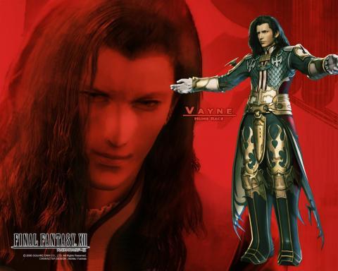 Wallpaper FF XII vayne Final Fantasy 12