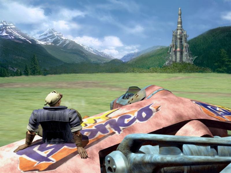 Wallpaper Final Fantasy 7 cid