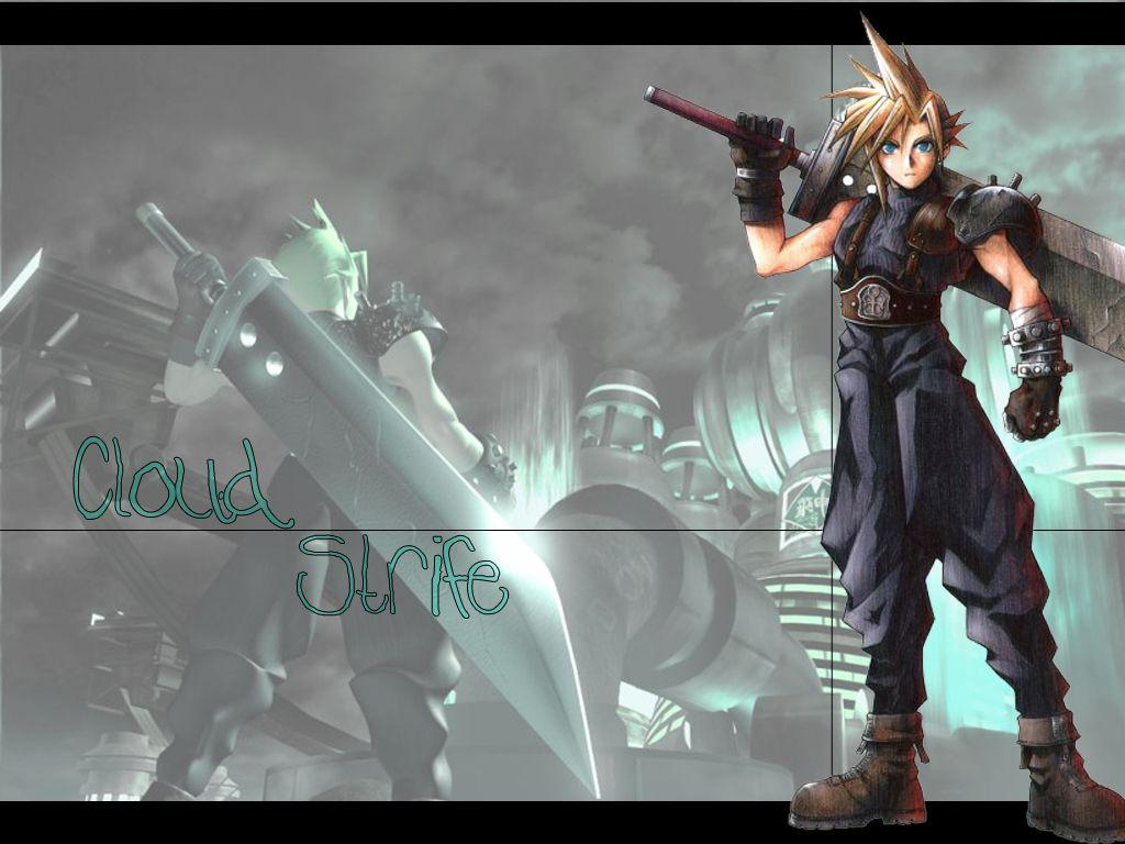 Wallpaper Final Fantasy 7 cloud