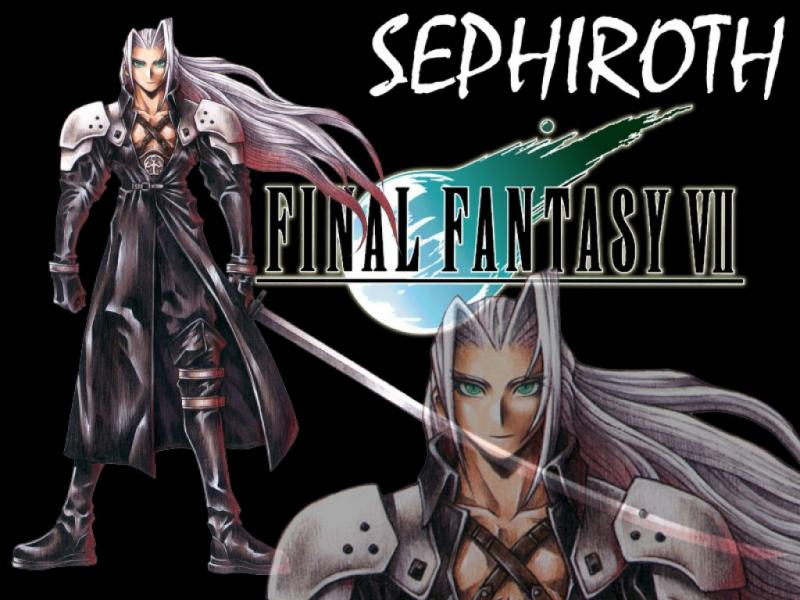 Wallpaper sephiroth Final Fantasy 7