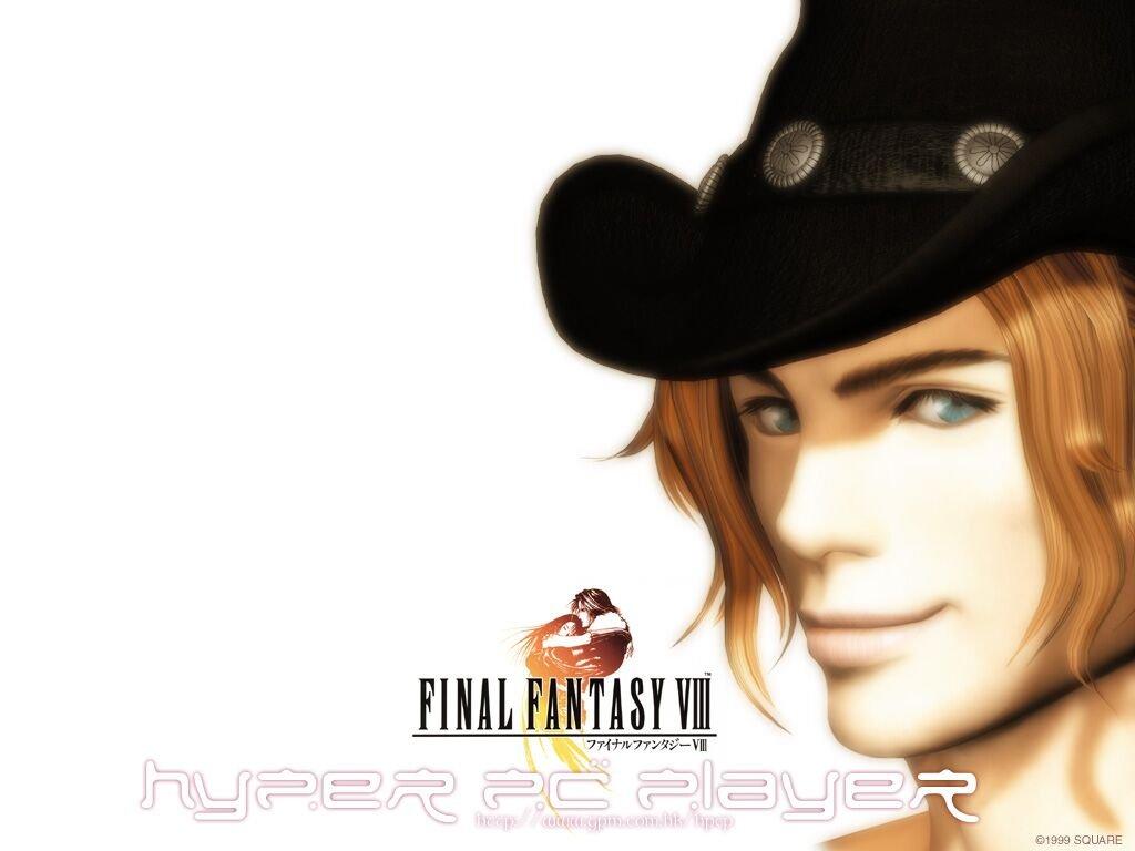 Wallpaper Final Fantasy 8 irvine