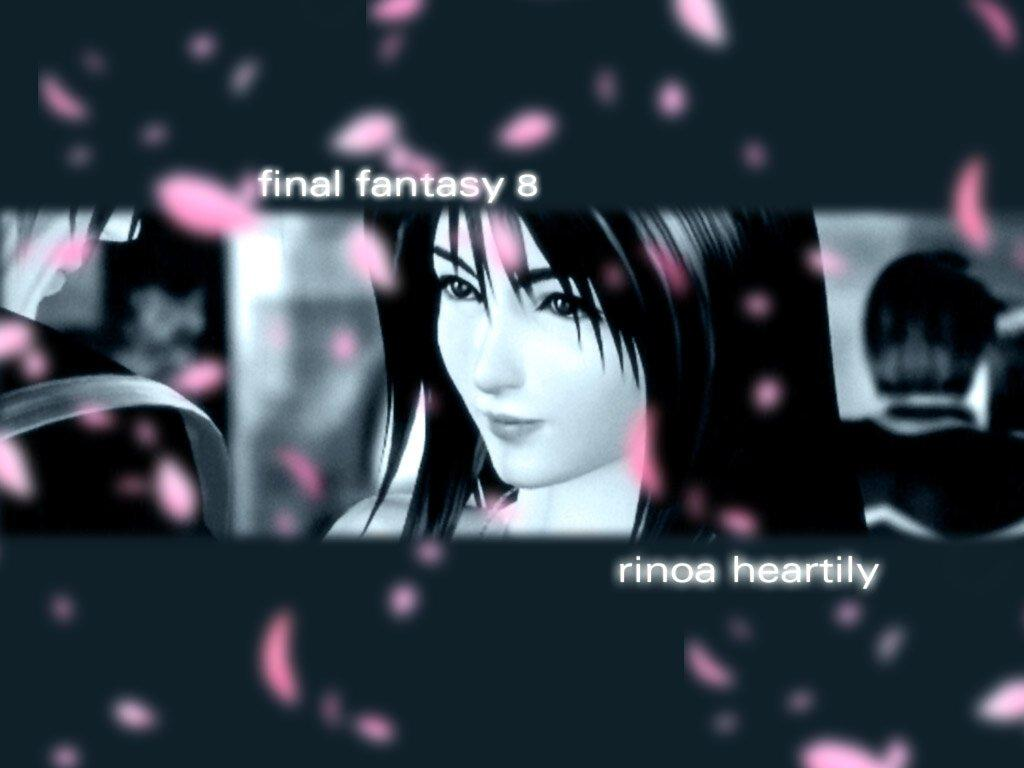 Wallpaper Final Fantasy 8 linoa