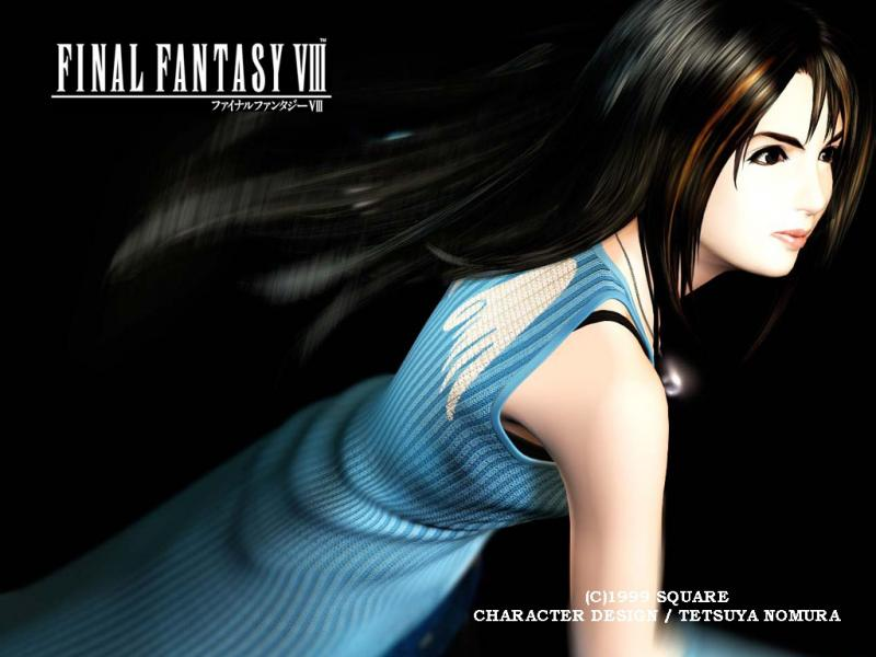 Wallpaper Final Fantasy 8 linoa