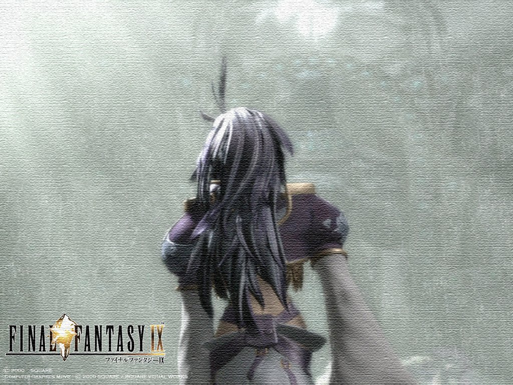 Wallpaper Final Fantasy 9 kuja