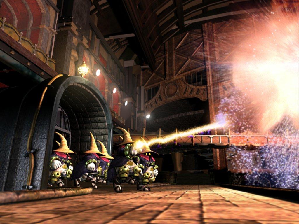Wallpaper magie Final Fantasy 9
