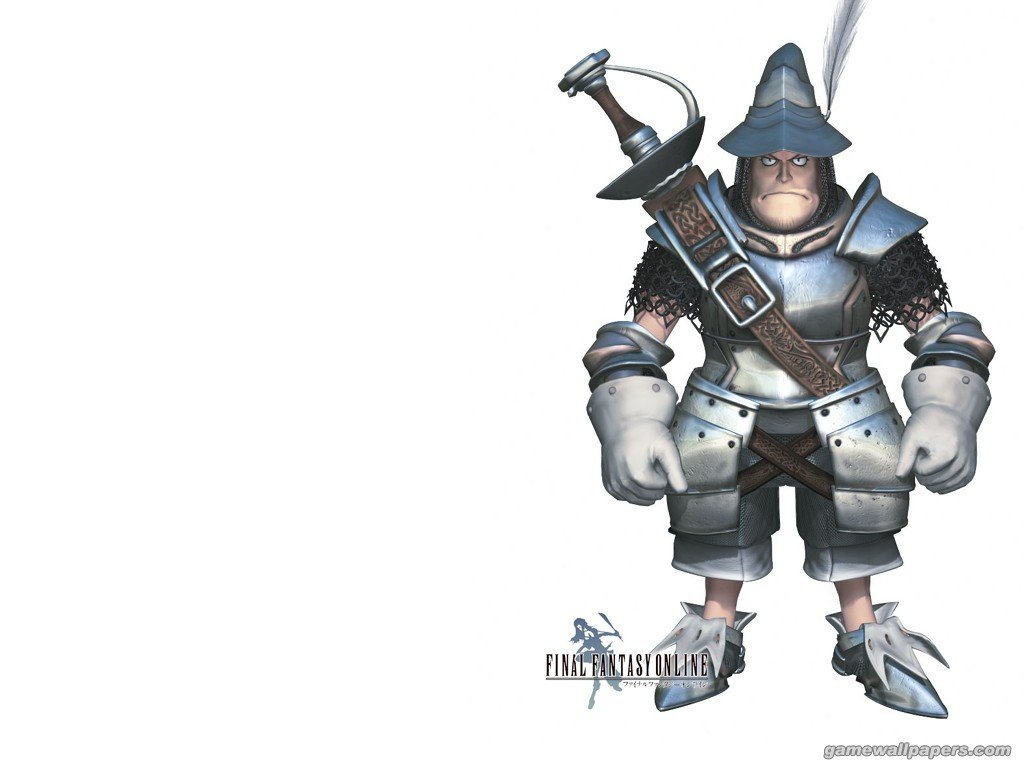 Wallpaper Final Fantasy 9 steiner