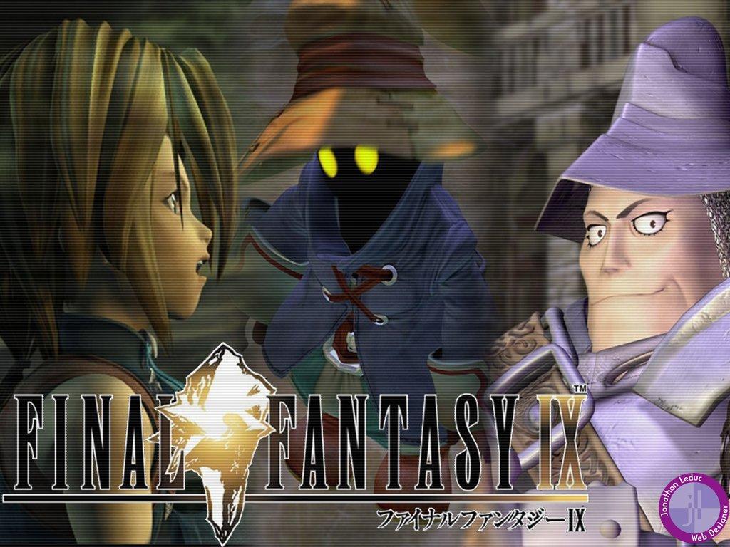 Wallpaper steiner vivi djidane Final Fantasy 9