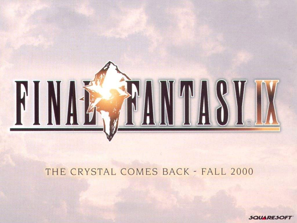 Wallpaper tittre Final Fantasy 9