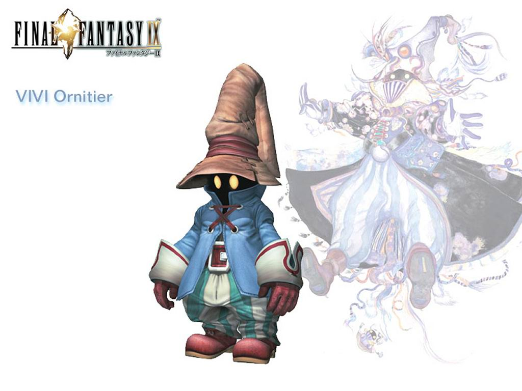 Wallpaper vivi Final Fantasy 9