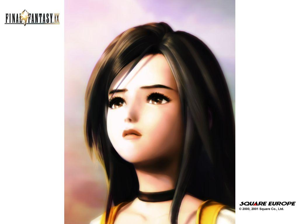 Wallpaper Final Fantasy 9 dagga