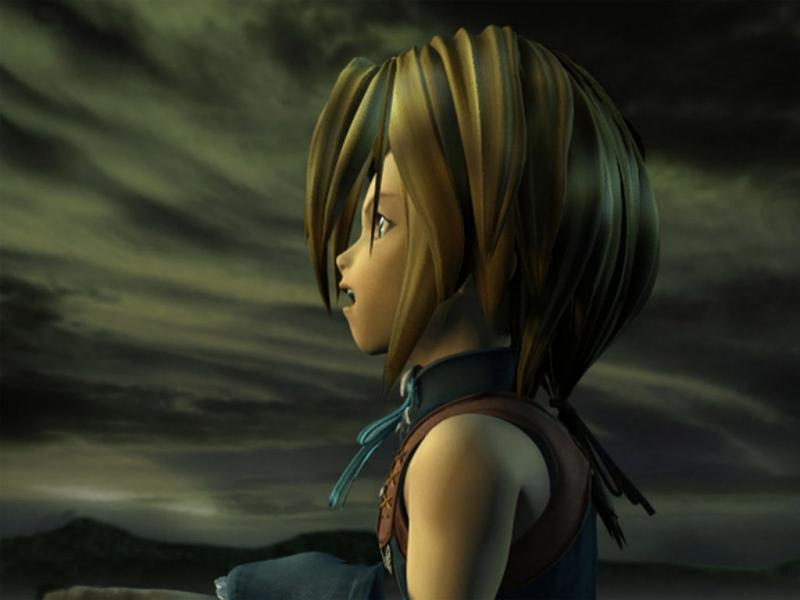 Wallpaper djidane Final Fantasy 9